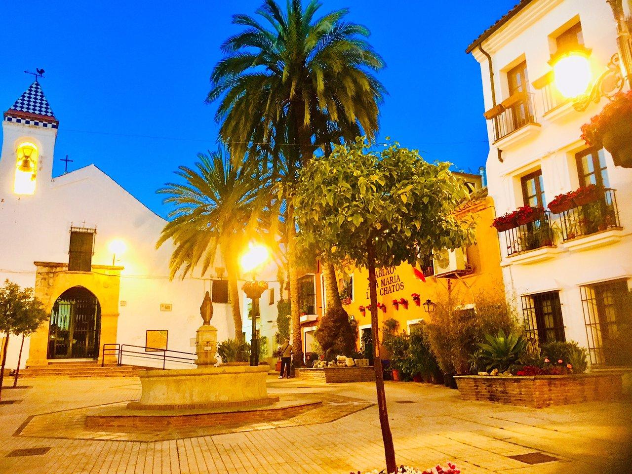 Todo lo que necesitas saber sobre el casco antiguo de Marbella de la mano de nuestro servicio de alquiler de coches