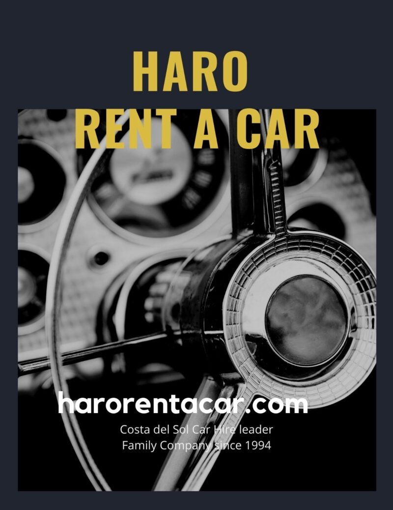 Haro Rent a Car family is so proud to offer a new website this year.