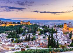 Visit Granada: Top Things To Do with Haro Rent A Car Hire Car Services