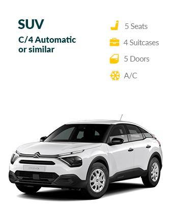 Citroën C/4 Automatic