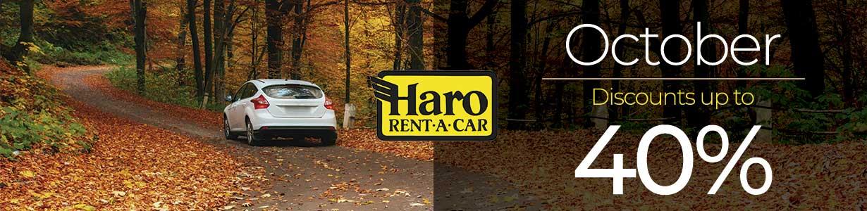 Car Hire Estepona 40% Discount Offer